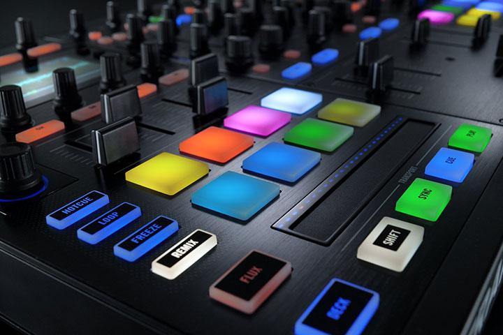 Bergen Fest DJ Kontroller