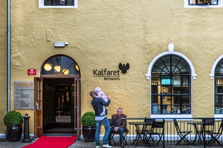 Bergen Fest DJ Kalfaret Brygghus