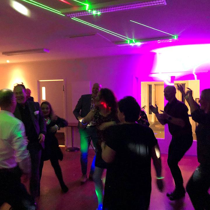 Bergen Fest DJ party